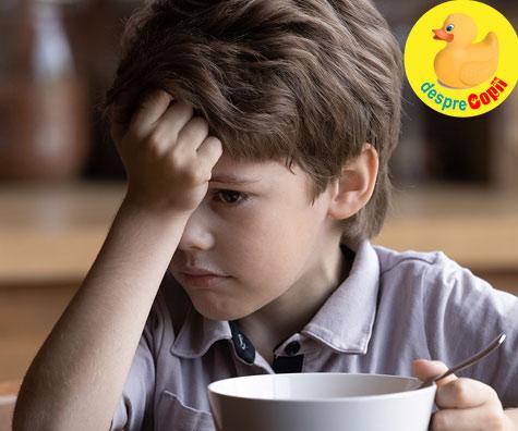 Poluarea chimica afecteaza creierul copiilor si sta la baza multor probleme de-ale copiilor