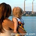 Copiii, victimele poluarii mediului