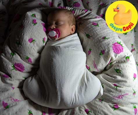 Pomparea laptelui matern: cand bebelusul incepe sa doarma toata noaptea - iata ce trebuie sa stii