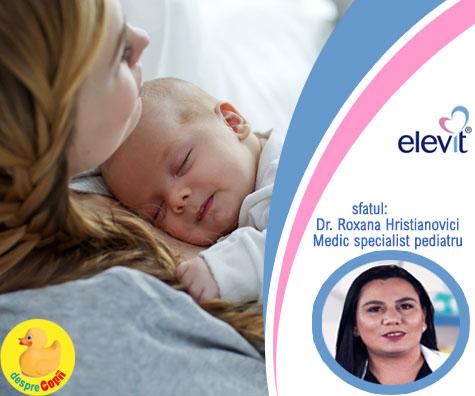 Postpartum: cum ma adaptez la rolul de proaspata mamica? Sfatul medicului.