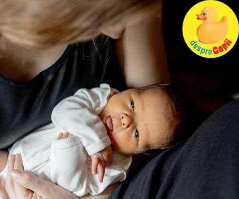 Saptamana in care am nascut - jurnal de sarcina