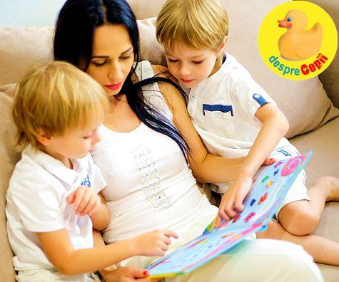 SPUNE DA povestilor in fiecare seara: beneficiile povestilor pentru dezvoltarea emotionala a copilului