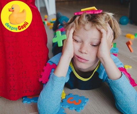 Copilul tau are prea multe jucării? Iata cum poti sti