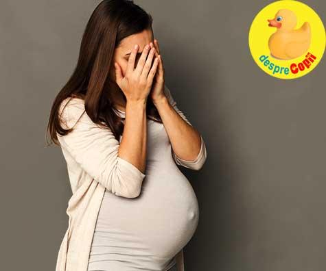 Greseala nr 1 a gravidutelor in trimestrul trei al sarcinii - se concentreaza numai pe subiectul nasterii.