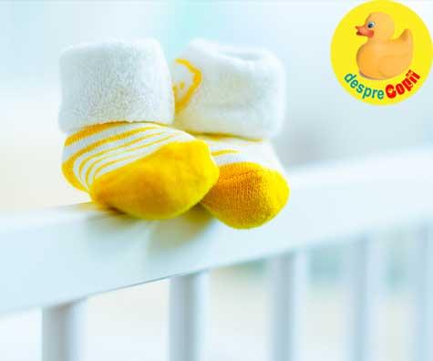 Pregatirile pentru intampinarea bebelusului acasa - jurnal de sarcina