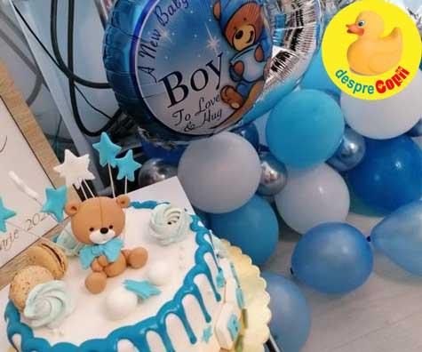Pregatiri pentru venirea bebelusului in saptamana 35 - jurnal de sarcina