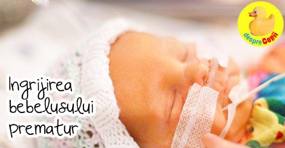 Ingrijirea bebelusului prematur