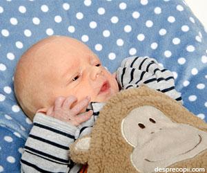 Nasterea lui bebe Octavian si cum mi-am ascultat inima