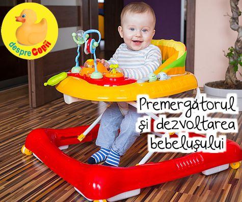 Premergatoarele si dezvoltarea bebelusului: ce trebuie sa stie parintii