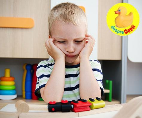 Intelegerea dezvoltarii socio-emotionale la prescolari: intre abilitati si emotii