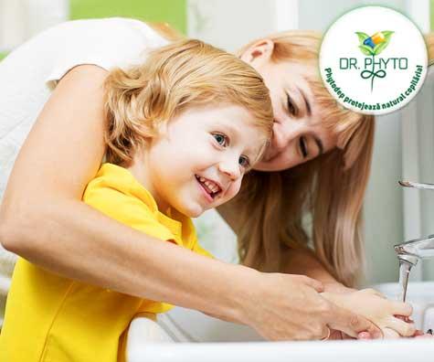 Cum prevenim si scurtam infectiile respiratorii la copii?