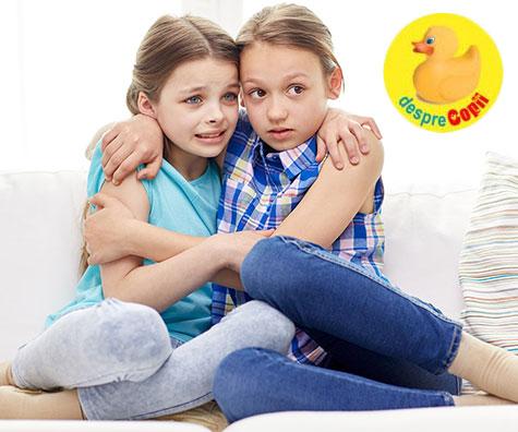 De ce are copilul fobii: cauze care stau la baza fricilor copilariei