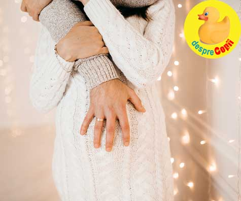 Mamica pentru prima data - jurnal de sarcina