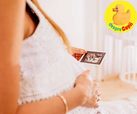 Prima vizita la medic si prima ecografie - jurnal de sarcina