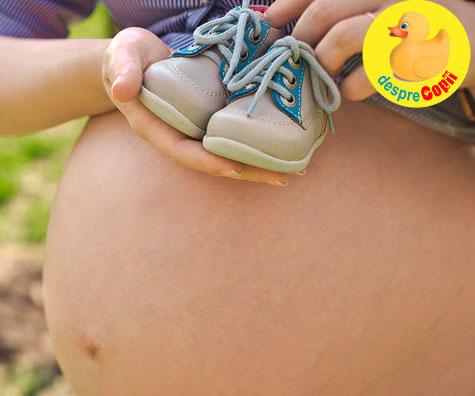 Voi avea sigur un baietel: la cumparaturi de hainute - jurnal de sarcina