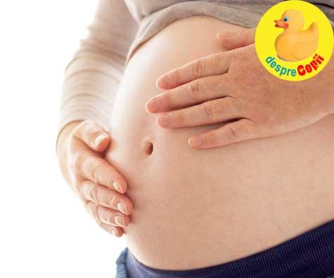 Primele miscari fetale: acei fluturasi pe care nu am sa ii uit niciodata - jurnal de sarcina