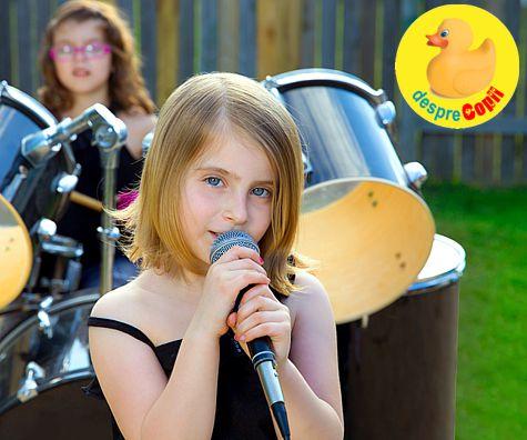 Primul instrument muzical pentru un copil - cum il alegem si de ce