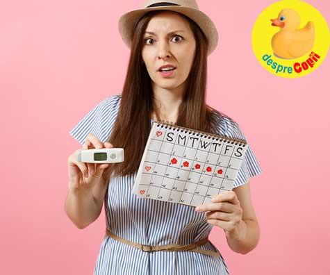Cand vrei sa concepi un bebe: despre lipsa ovulatiei si momentul cand trebuie sa ceri ajutor