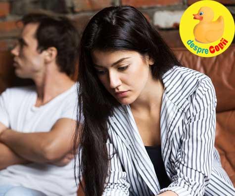 Cum faci fata unei sarcini neasteptate atunci cand casnicia ta este pe butuci?