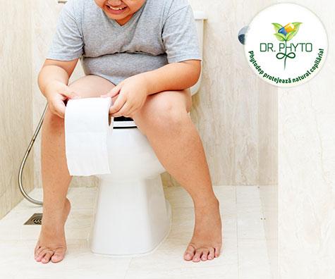 Cum ajutam copilul sa gestioneze tulburarile digestive la inceput de an scolar?