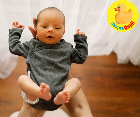 Trei probleme ale nou-nascutilor si cum sa le rezolvam