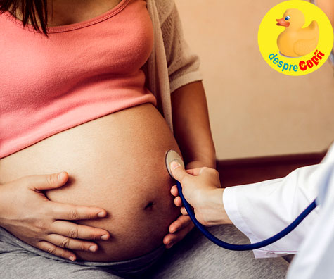 24 de probleme si situatii de care trebuie sa stii in timpul sarcinii: GHID la primul bebe