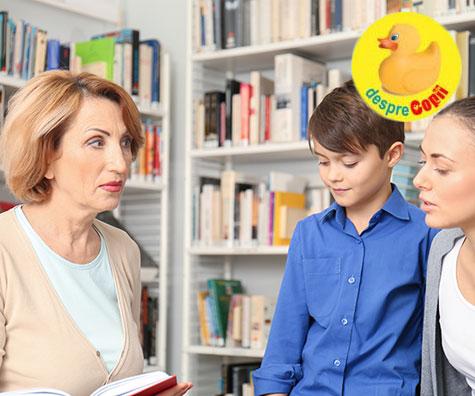 5 lucruri pe care profesorii ar trebui sa le stie despre copilul tau