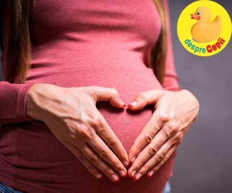 Programarea nasterii - jurnal de sarcina