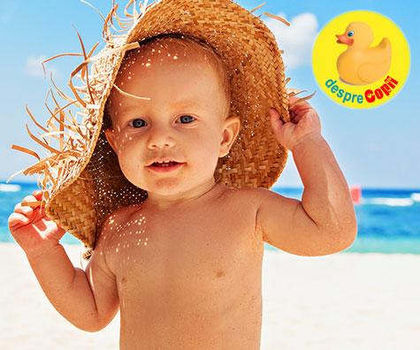 Ce trebuie sa stii despre tipul de piele, radiatii si cum sa iti protejezi copilul