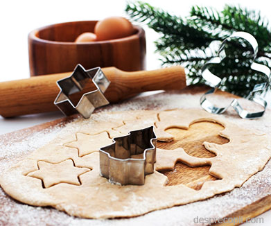 Biscuiti pentru Mos Craciun: retete super delicioase de biscuiti