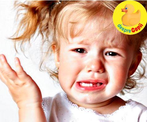 Etapa NU a copilului: sau un fel de adolescenta ultra precoce