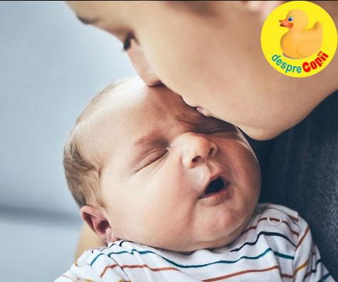 Virusul herpetic la bebelusi. Iata de ce un bebelus poate muri din cauza unui pupic - povestea unei mamici