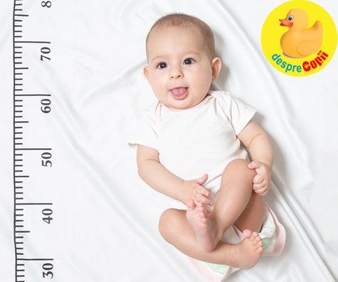 5 lucruri despre puseele de crestere ale bebelusului pe care orice mamica trebuie sa le stie
