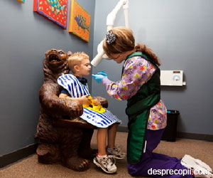 Radiografiile dentare, un risc neglijabil pentru copii!
