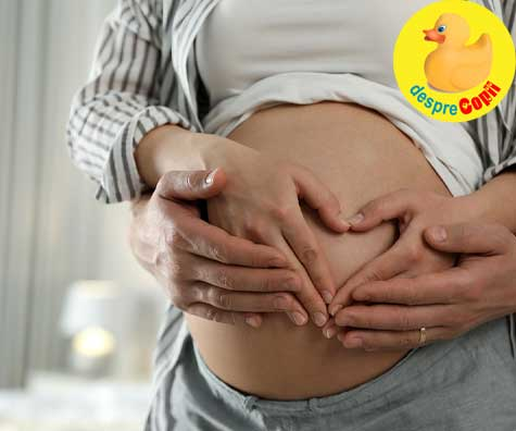Incercam sa ramanem pozitivi in pandemie - jurnal de sarcina