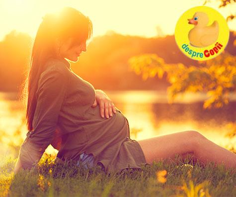Rasfata-te in timpul sarcinii  - cat mai ai timp :)