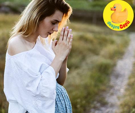 Am nascut la maternitatea din Botosani. Raspunsul la o rugaciune din inima - povestea mea