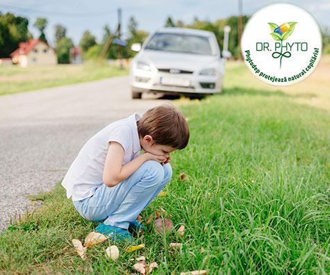 7 moduri de a ajuta la prevenirea raului de miscare la copii
