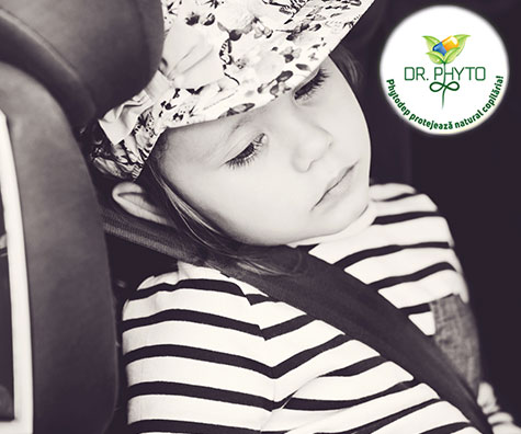 Sfaturi pentru prevenirea raului de miscare la copii