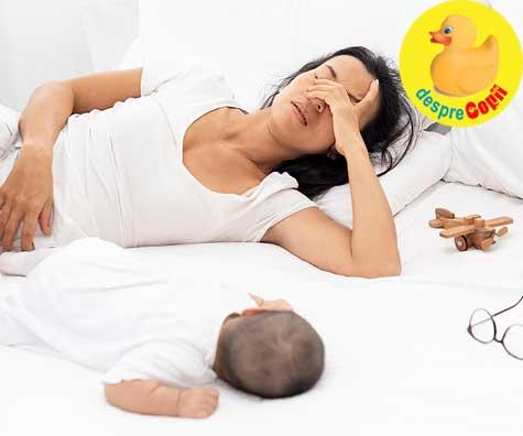 Rectocelul dupa o nastere: ce este si cum pot mamicile scapa de durere?