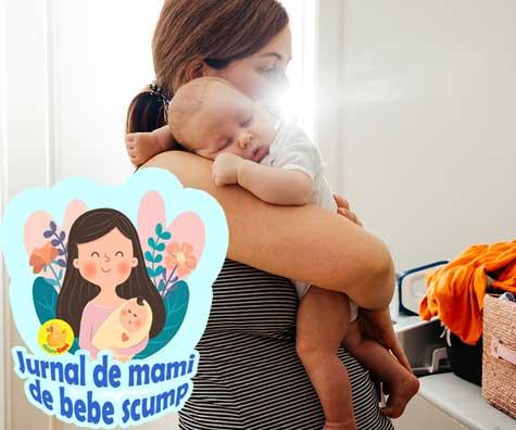 Recuperarea mea dupa cezariana: nu fa greselile pe care le-am facut eu - jurnal de mami de bebe scump