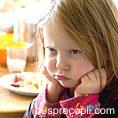 Cand copilul refuza mancarea
