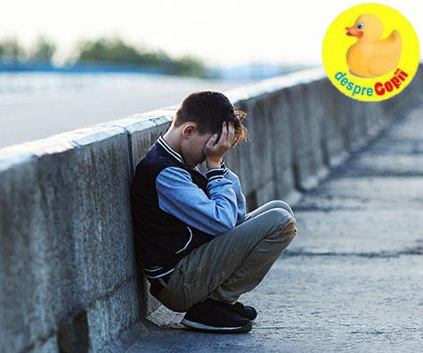 Copiii si reglarea emotionala