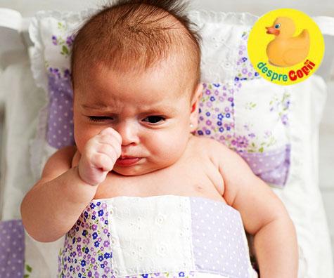 Regresia de somn a bebelusului de 4 luni: 10 sfaturi pentru mamici obosite