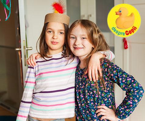 12 reguli de care copiii trebuie sa tina cont atunci cand merg in vizita la prieteni