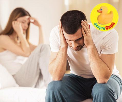 Frica unei mamici: de ce ma tem ca relatia mea cu partenerul nu va mai fi niciodata la fel
