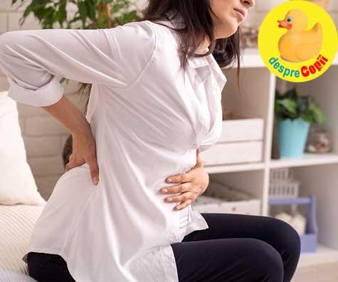 Relaxina. Rolul esential al acestui hormon in timpul sarcinii si nasterii si micile sale neplaceri