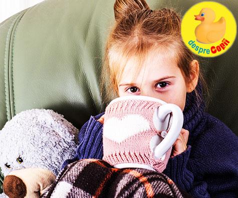 10 Remedii naturale pentru copii - de care trebuie neaparat sa stii