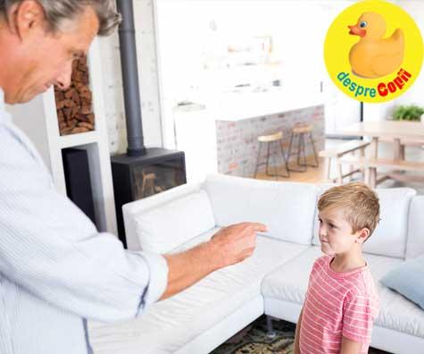 Codul taticilor: 23 de replici de-ale tatilor