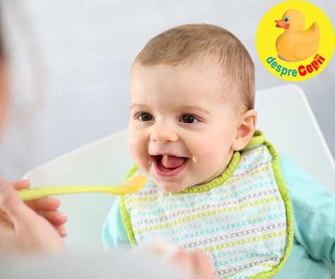 3 Retete de supe pentru bebelusii de 6 luni - inceputul diversificarii